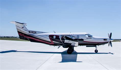sterling air llc pilatus pc 12