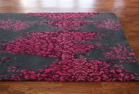 grey and pink rug veron rug gray pink