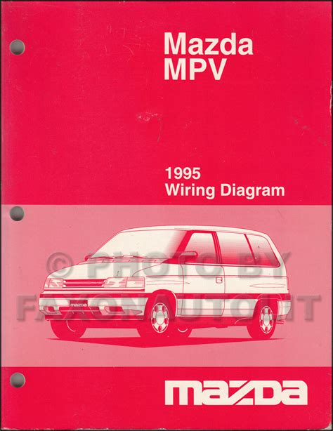 1995 mazda mpv wiring diagram wiring diagram with