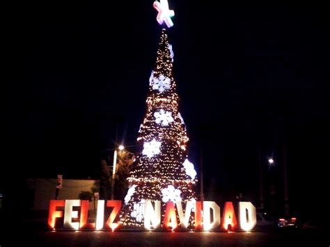 imagenes de navidad en mexico file 193 rbol de navidad en actopan hidalgo en m 233 xico 2015