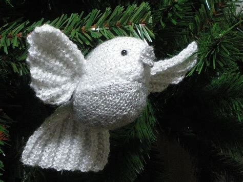free bird knitting patterns knitted bird tree ornament knitting amigurumi