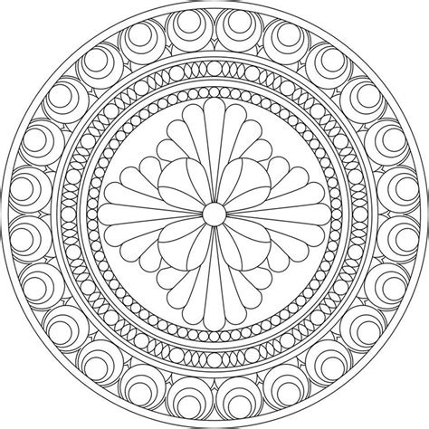 printable medallion coloring pages printable coloring page