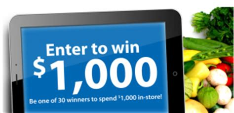 Gift Cards At Fred Meyer - the kroger co quot account sweepstakes quot program win a 1 000 fred meyer gift card