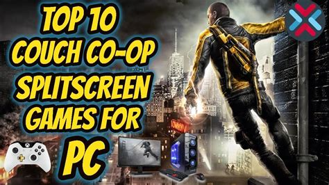couch co op pc games top 10 couch co op split screen games for pc best pc