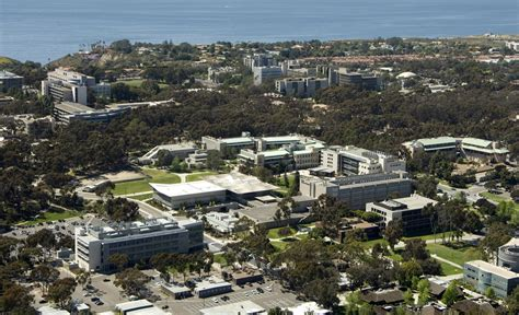 Cal State La Mba by Uc San Diego Center For Advanced Nanoscience