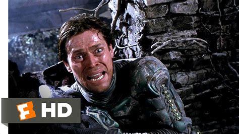 goblin film youtube spider man movie 2002 green goblin s demise scene 9