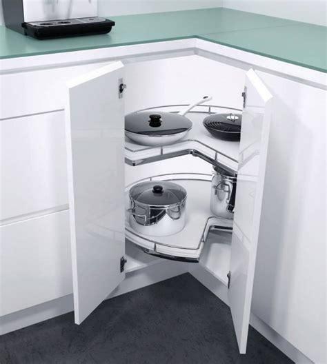 mobile angolare per cucina recorner max meccanismo ad angolo per cucina h 228 fele