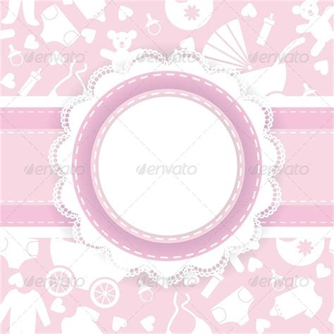 Pink Baby Shower Background by Baby Shower Pink Wallpaper 187 Dondrup