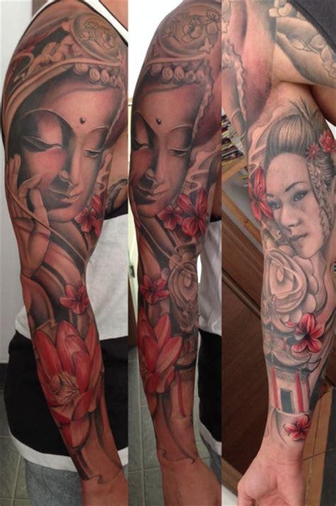 Asia Arm by Beste Japanische Und Chinesische Tattoos