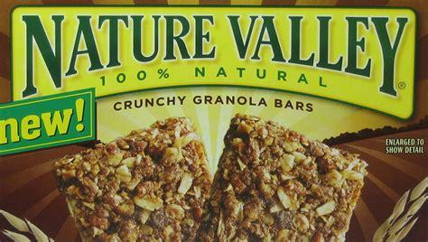 Nature Valley Granola Bar Meme - general mills sued regarding weed killer in nature valley