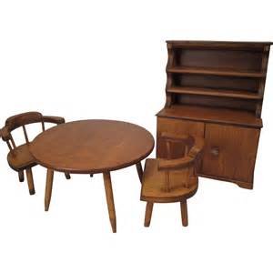 early american dining room furniture doll furniture s lifetime toys early american