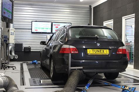 S Heerenberg Auto Tuning by Chiptuning Bmw E60 E61 530d 235pk Tunex