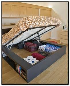 bed frame plans with storage bed frame with storage plans beds home design