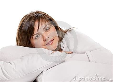 Pleasing A In Bed by Pleasure In The Bed Stock Photo Image 56185818