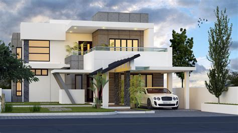 newly modernized houses with kerala house designs kerala