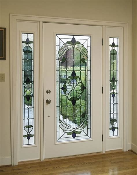Entry Door With Glass by Exterior Door With Glass Marceladick