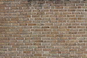 Dark Brick Wall generic dark tan brick wall texture 14textures