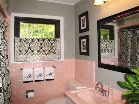 pink tile bathroom ideas ideas to update pink or dusty countertops carpet