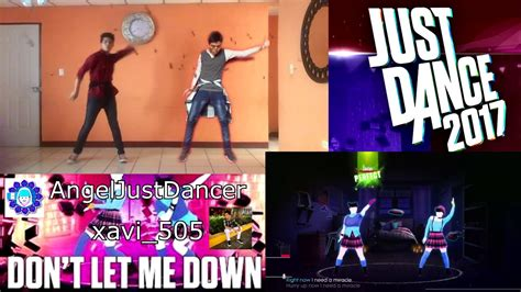 tutorial dance don t let me down just dance unlimited don 180 t let me down collab with