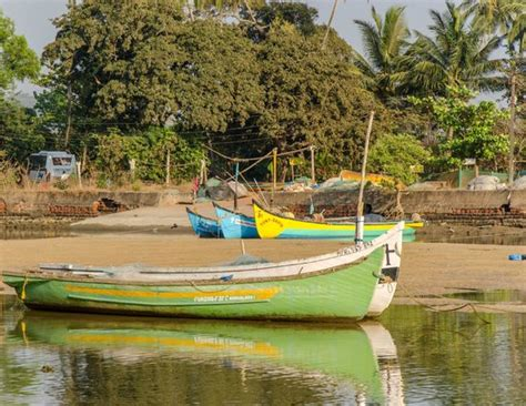 fishing boat rate in india fishing boats on baga river picture of goa india