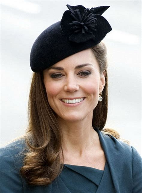 kate middletons shocking new hairstyle 15 awesomely hat hairstyles for women yusrablog com