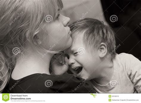 mother  crying child stock photography image