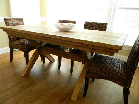 farmers dining room table farmhouse dining room table marceladick