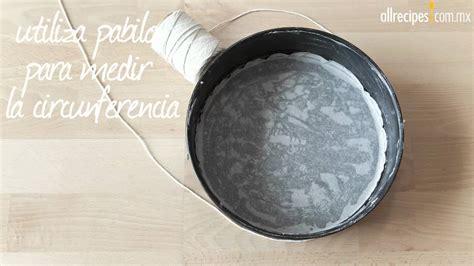 moldes para gelatinas y pasteles c 243 mo forrar un molde para pastel youtube