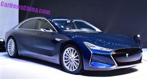 tesla model s concept china creates tesla like concept for model s rivaling