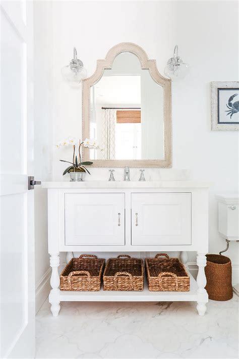 Coastal Bathroom Vanity California House With Coastal Interiors Home Bunch Interior Design Ideas