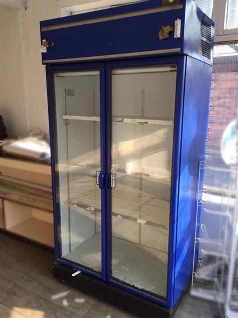 Pepsi Glass Door Refrigerator Used Other Sandwell Used Glass Door Refrigerator