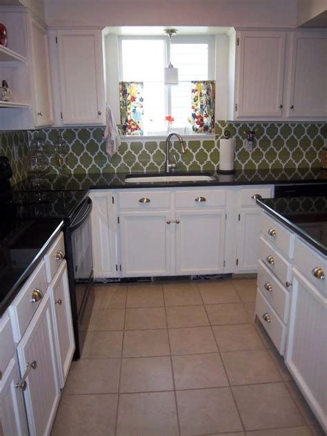 cheap kitchen backsplash alternatives 134 best images about kitchen remodel on