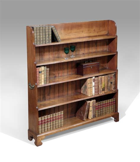 Bookcases Uk by Small Bookcases Uk Antique Waterfall Bookcase Open