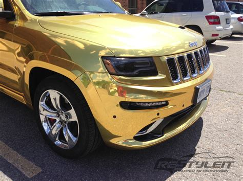 gold jeep grand cherokee 2014 top 10 jeep wraps jeepforum com