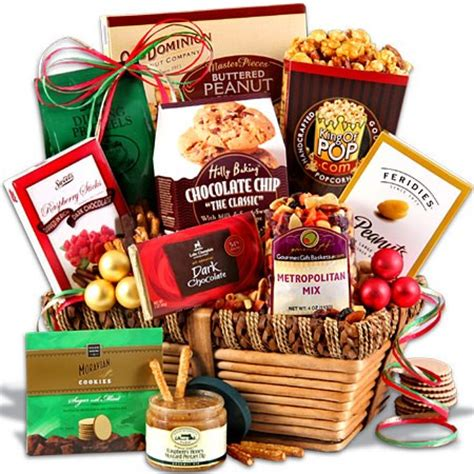 christmas gift for boyfriends parents baking brings cheer to award winning gift baskets