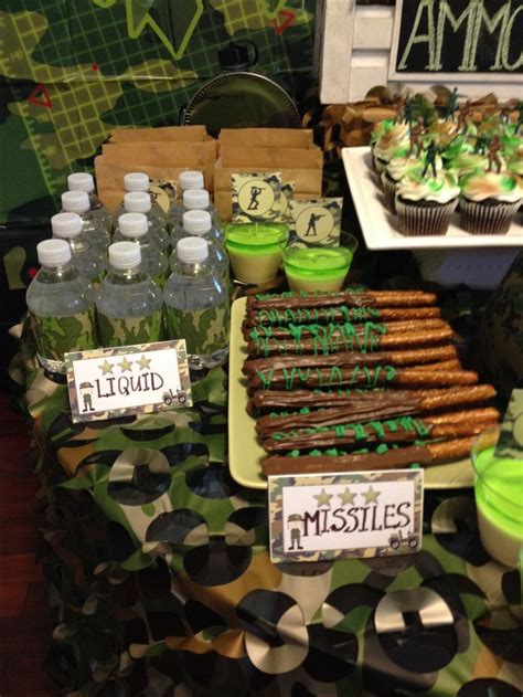 army theme decorations 25 best ideas about halo birthday on