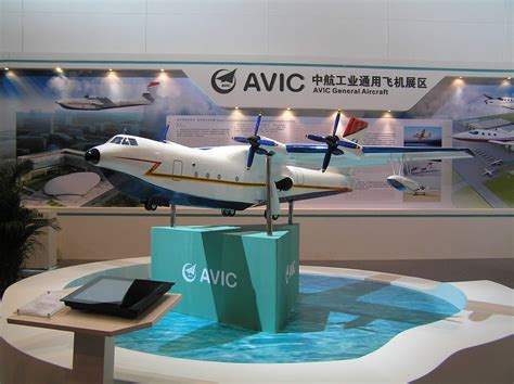 ta boat show dates china is manufacturing the world s largest sea plane to date