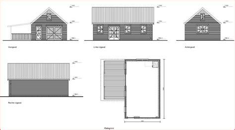 schuur 6 x 3 bouwen garage schuur 6 x 10 mtr met veranda werkspot