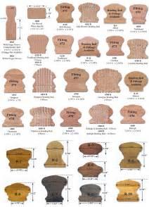 wooden handrail profiles virginia stair company top staircase builders custom