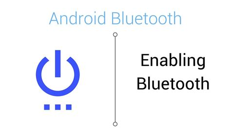 bluetooth android tutorial youtube bluetooth tutorial enabling bluetooth in android studio