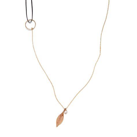 Leaf Necklace leaf necklace apriati