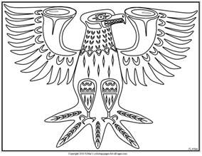 american color free coloring pages of americans