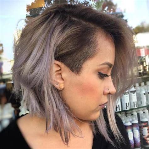 hairstyling bob mit sidecut 50 women s undercut hairstyles to make a real statement