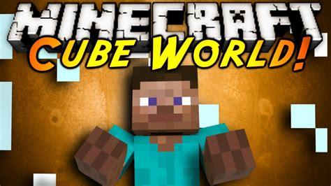 Lego Minecraft Cube World 2 cube world mod 1 13 1 12 2 1 12 1 11 2 world generator