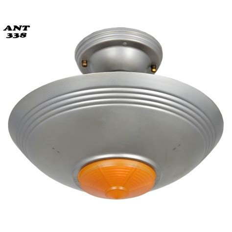 bowl pendant light fixtures art deco streamline antique single light bowl shade