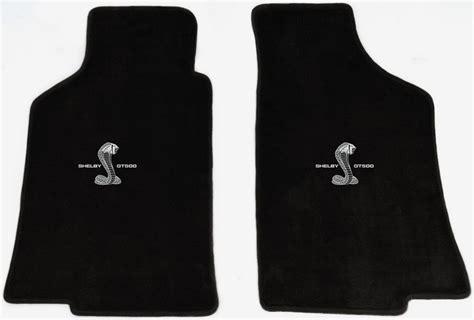 2010 2013 ford mustang shelby gt500 floor mats