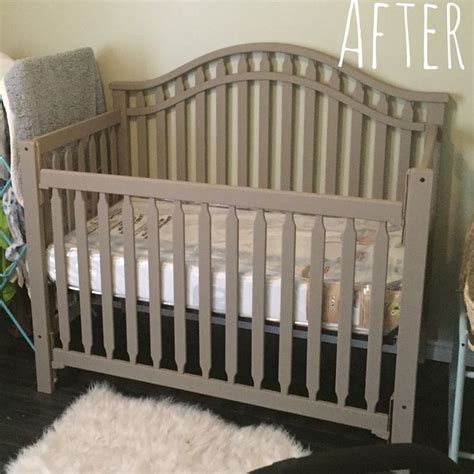 25 best ideas about crib makeover on grey