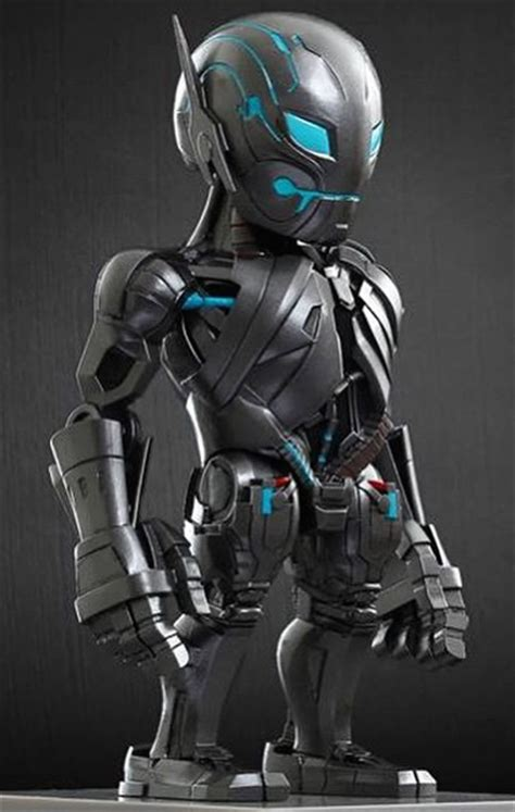Toys Cosbaby Age Of Ultron Ultron Sentry 2 age of ultron ultron sentry blue ave trt library