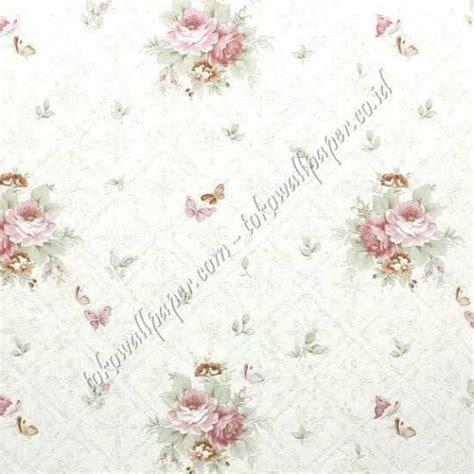 inilah wallpaper dinding floral  ngehits cat rumah