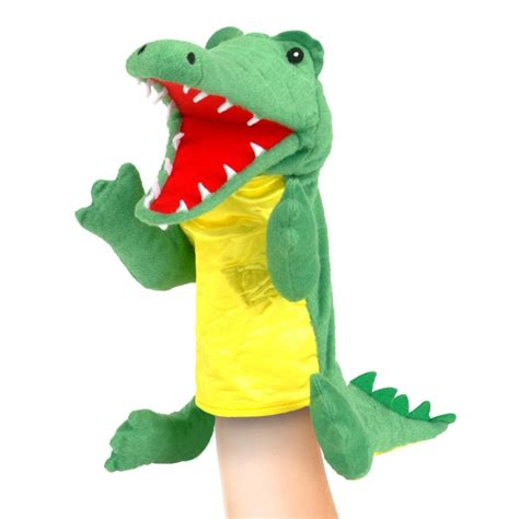 puppet crafts for crafts crocodile puppet hobbycraft